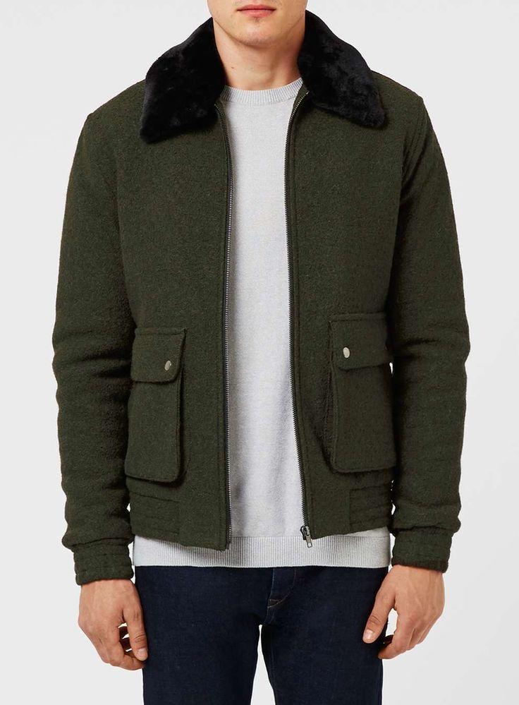 21 best Men's Autumn/Winter '16 Coats & Jackets images on ...