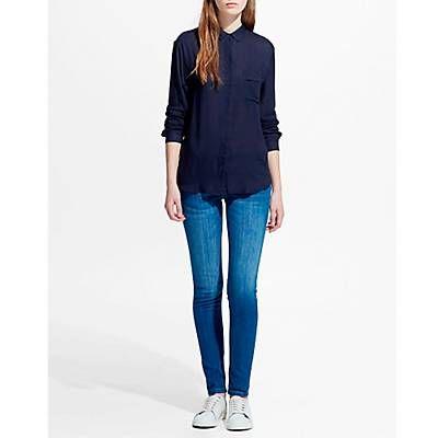 Me gustó este producto Mango Camisa CAMIFLU4 Ligera Bolsillo . ¡Lo quiero!