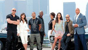 Watch The Fate of the Furious (2017) full movie online