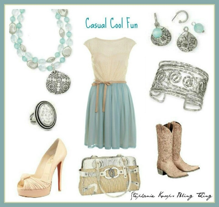 Love New Caual Cool. Visit Carolyn Popp Premier Designs Jewelry on Facebook.