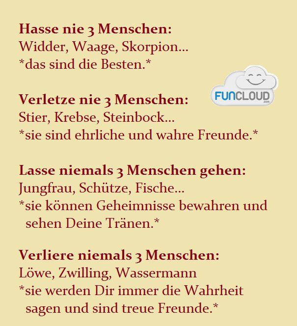Sternzeichen... - Hexenkessel des Tages 17.01.2016 | Funcloud