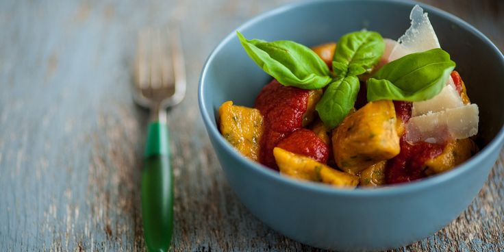 This Italian classic gets a sweet twist in Shaun Rankin's sweet potato gnocchi recipe