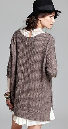 Quot Ultra Cozy Free People Rich Knit Tunic Paired With