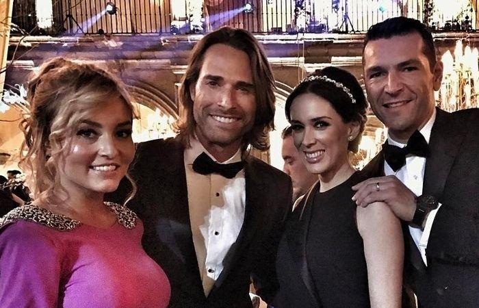Fotos de famosos en la boda de Ximena Navarrete y Juan Carlos Valladares  #EnElBrasero  http://ift.tt/2nNCmby  #juancarlosvalladares #ximenanavarrete