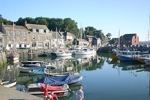 Padstow - Cornwall. Pretty little habour town, famous for its many Rick Stein eateries. Been here hear many times by The Camel Trail bike ride along the coast. Been here several times with Yvette and once with dad as well.