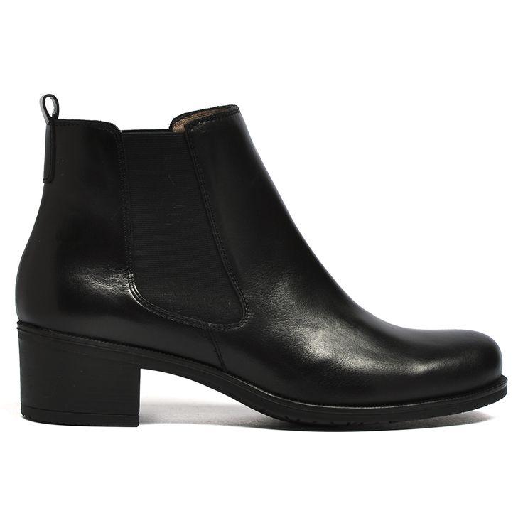 Waterwall by Wonders #cinori #wonders #style #fashion #leather #european #boot #boots