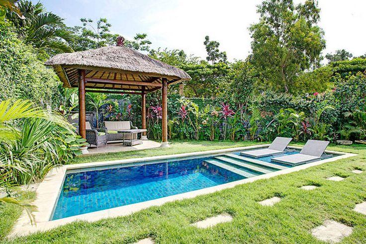 Studio-style Villa di Pecatu Indah Resort, Bali.
