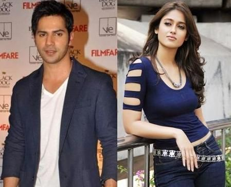 Varun Dhawan and Ileana D'Cruz Come Together For Their Next Venture