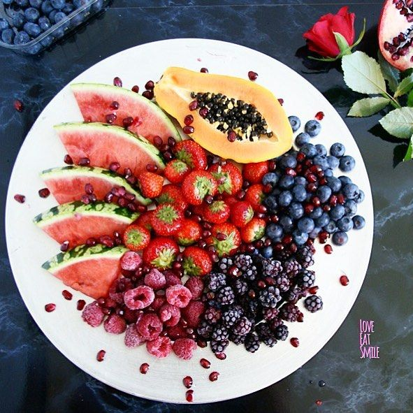 Berry Boost and Raw Food Power!
