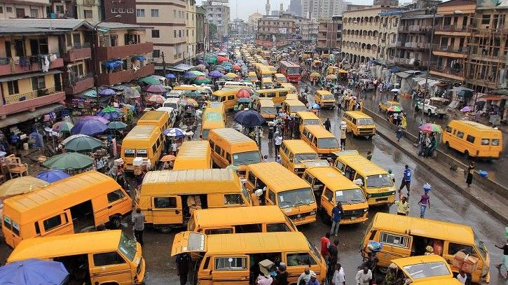 See the 7 jailable traffic offences in Lagos