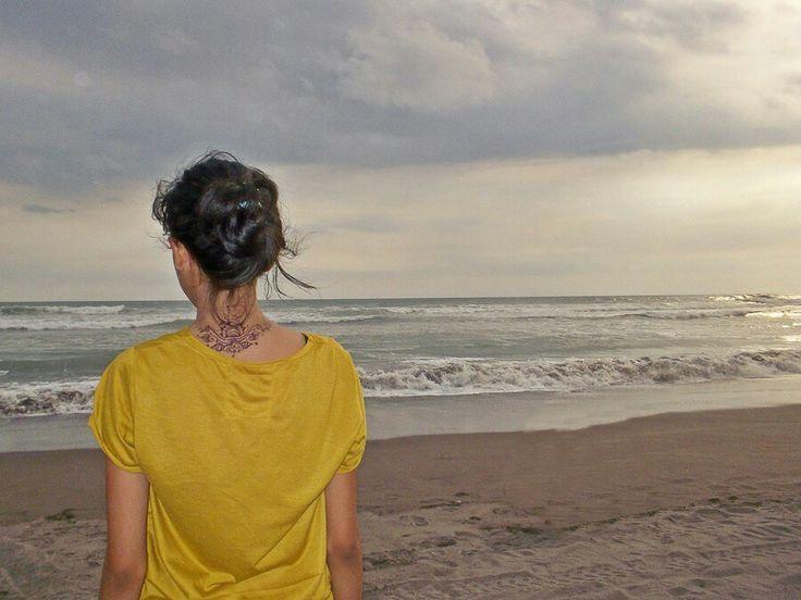 Pantai parangtritis nihhh gak kalah sama pantai di luat sana. #PINdonesia #OndeMonday