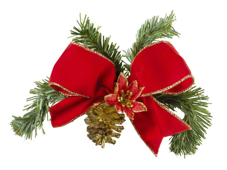 The Gift Bow: Tied as we should all be tied together in bonds of goodwill forever.
