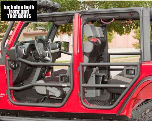 17 Best Ideas About Jeep Half Doors On Pinterest Black