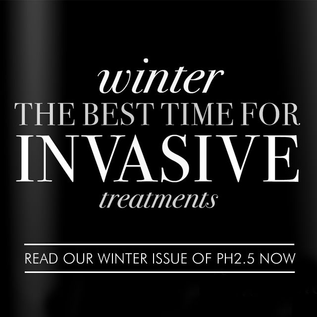 The best time to have invasive skin treatments? NOW! Here are some great treatment ideas to combat pigmentation, acne scarring, fine lines and wrinkles. Read at www.issuu.com/alpha-h