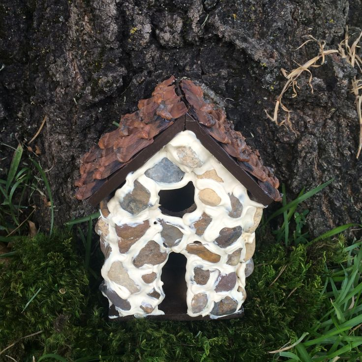 Fairy Garden House with Window