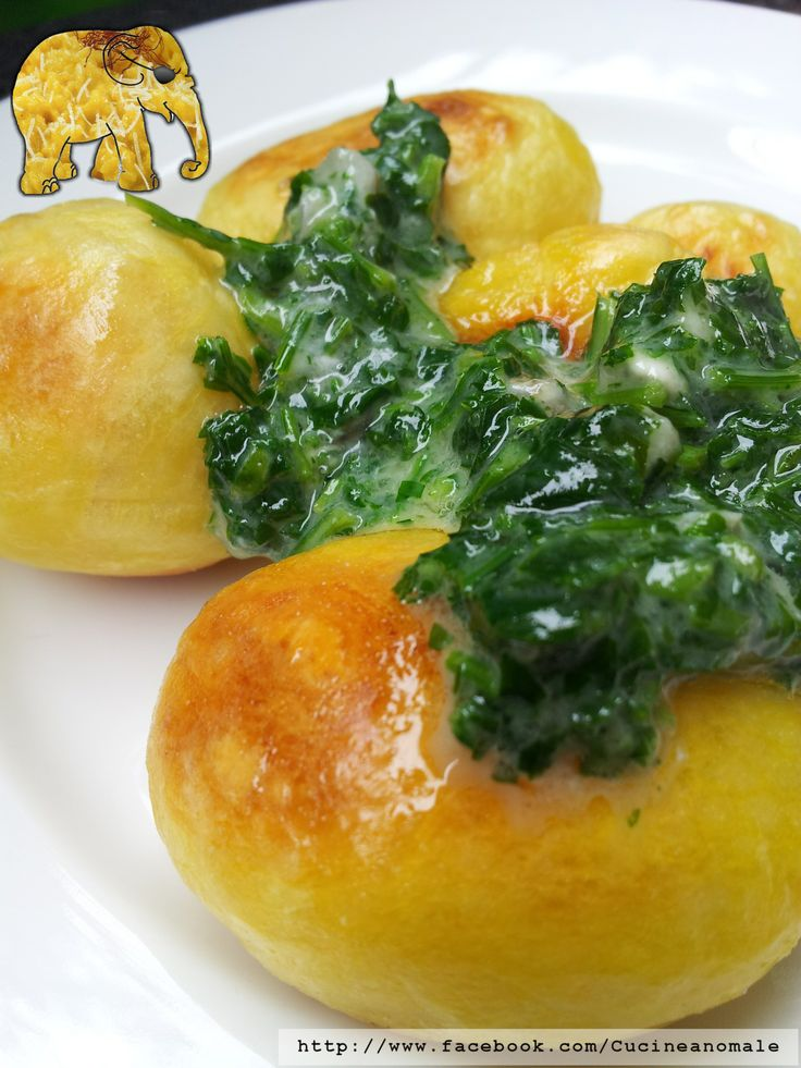 Patate novelle in crema