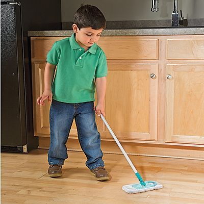 Kids Toy Swiffer Sweeper Kids Love Having Their Own Pint