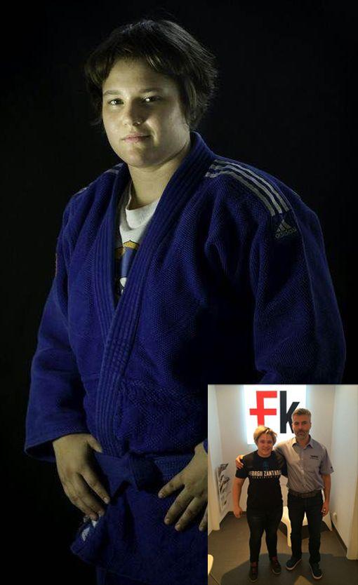 Świątkiewicz Julia - wielokrotna medalistka Polski w judo