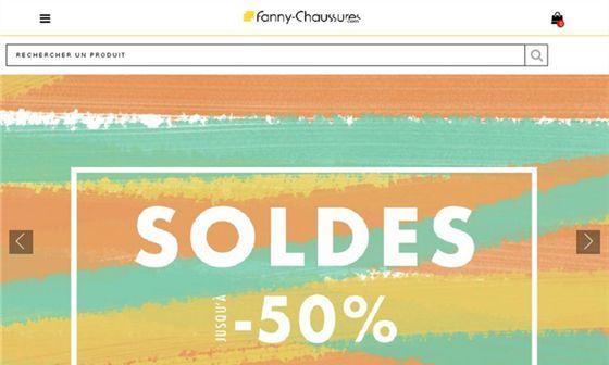 Fanny Chaussures - Vente en ligne de chaussures     - La Bouilladisse, Bouches-du-Rhône, Provence-Alpes-Côte d'Azur