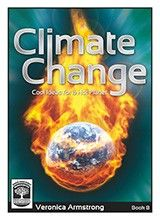 Secondary Science teacher Veronica Armstrong's Climate Change provides informative and easy-to-use materials. This superb two-book series is packed with facts, figures, experiments diagrams, photographs and engaging activities.