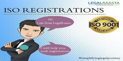 ISO is an overall federation of national standards bodies from every country. You can register ISO through LegalRaasta with the help of experts.