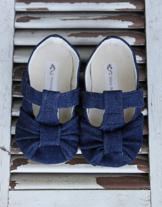 Baby Girl Shoes Soft Soled Shoes Spring Shoes by BitsyBlossom, $32.00