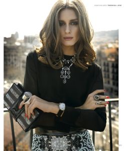 Olivia Palermo, Rabat | Olivia Palermo: Oliviapalermo, Statement Necklaces, Fashion Style, Hairs, Beautiful, Fall Outfits, Hair Style, Olivia Palermo, Rabat Magazines