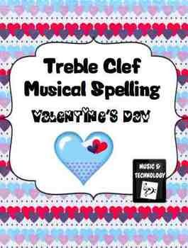 valentine's day spelling list