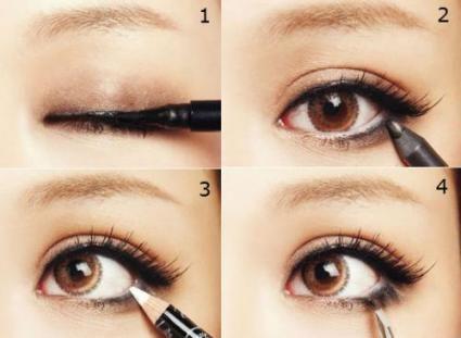 Como aplicar el lápiz de ojos correctamente.Si tienes dudas sobre el lápiz de ojos o hasta ahora no te atreves a usarlo, en este articulo te traemos todos los tips sobre como es la forma correcta de aplicarlo. Checa estas opciones! El lápiz de ojos sirve para dar forma a la linea de los ojos …