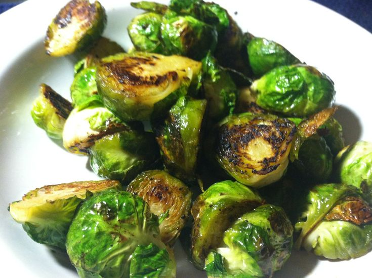 Sauteed Brussels Sprouts | Recipes from www.thekittchen.com | Pintere ...