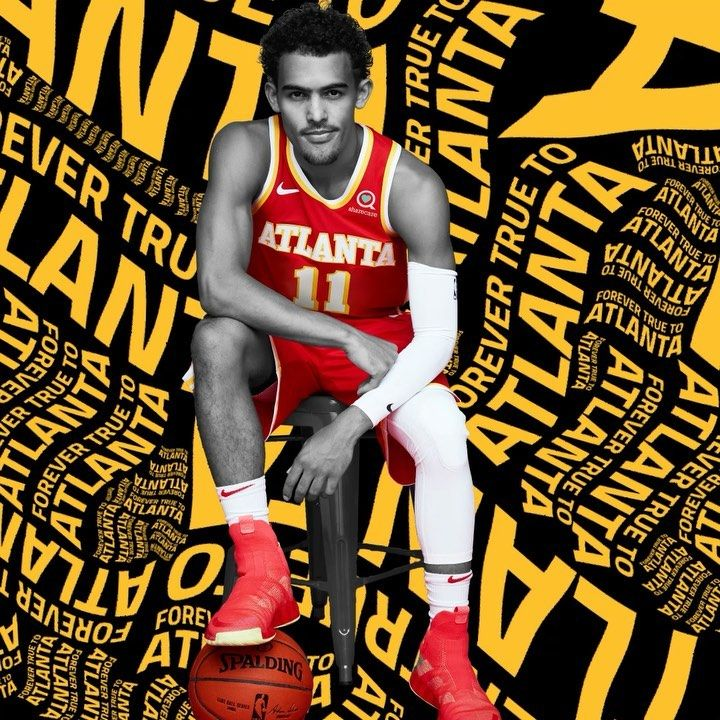 Atlanta Hawks On Instagram We Re Taking The Best Of What We Ve Been And Turning It Into The Best Of What We Ll Be Forever Truetoa In 2020 Atlanta Nba Atlanta Hawks