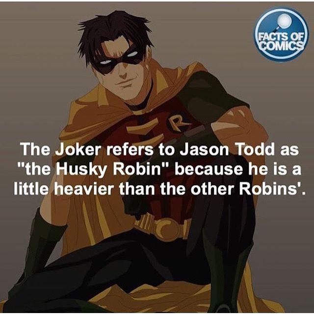 I love Jason so much he deserves better