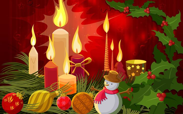 Christmas Desktop Background Wallpapers Free Download