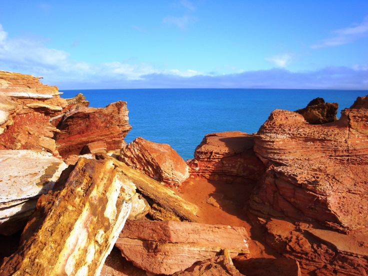 Guntheaume Point - Broome
