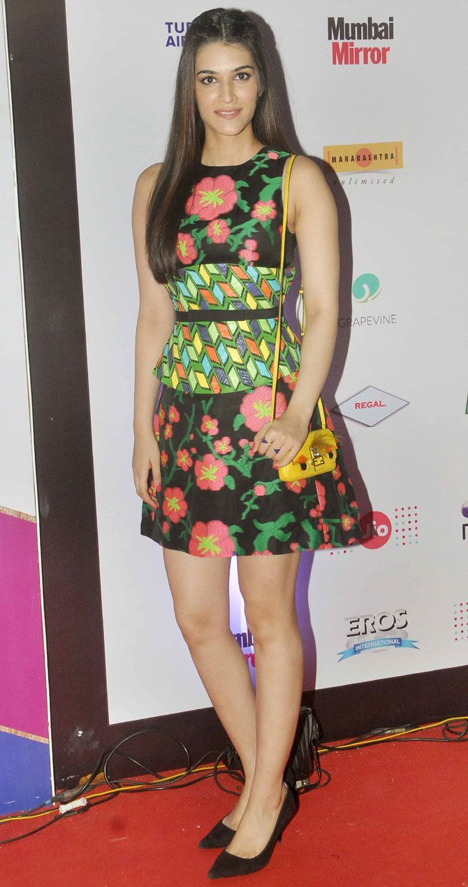 Kriti Sanon at the MAMI Movie Mela.