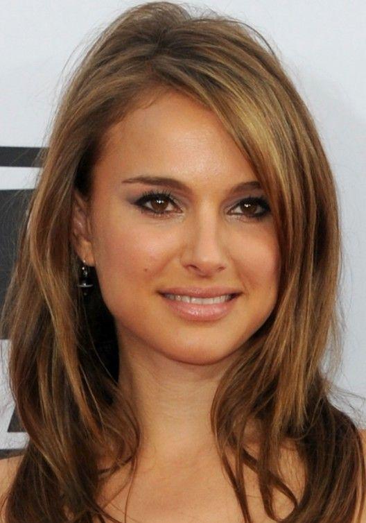 Natalie Portman Bal Rengi Saç Modeli