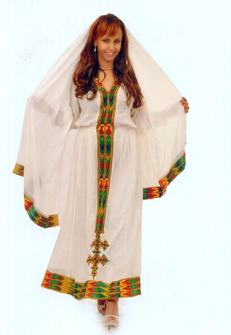 Ethiopian Traditional Clothing - Google Search