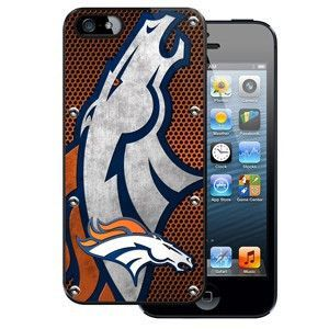 NFL Licensed Protector Case for Apple iPhone 5 / 5S - Denver Broncos