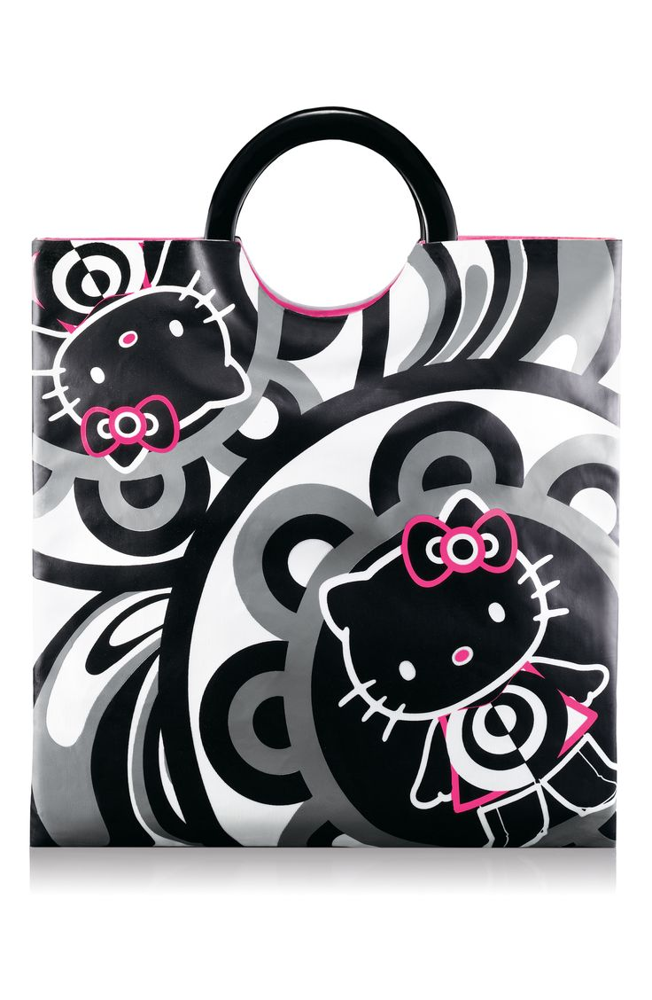 "MAC Cosmetics - ""Hello Kitty Tote"""