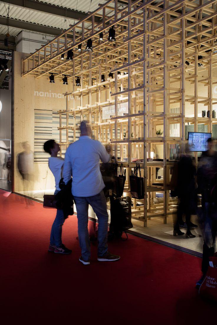 NANI MARQUINA Salone del Mobile - Milano 2016 - Scad Proyectos / Stefano Colli - Photo Meritxell Arjalaguer