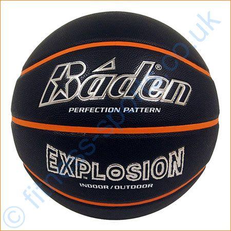 Baden Explosion basketball. Size 7. Indoor & outdoor.