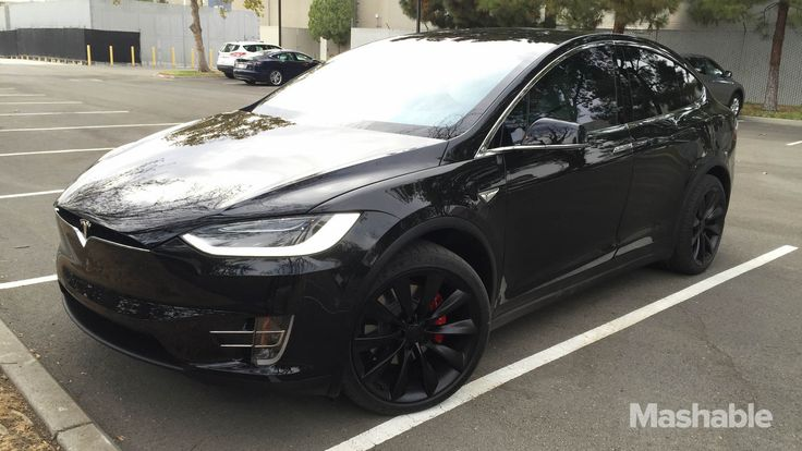 Turns out, the top-hinged falcon doors are the least surprising part of the new Tesla Model X.
