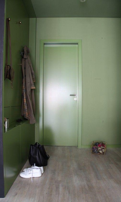 The Socialite Family | Berlin | Entrée où le verte est à l'honneur | #decoration #intérieure #inspiration #green #nature #vegetal #thesocialitefamily