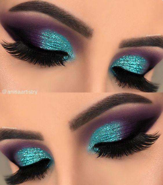 Tutorial Makeup: Maquillaje de colores A la hora de maquillarnos podemos abusar …