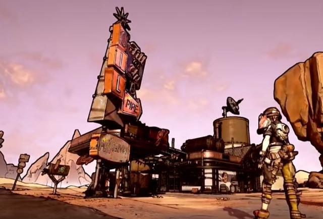 'Borderlands 3' Make A Quasi-Debut In A GDC Unreal Engine 4 Demo