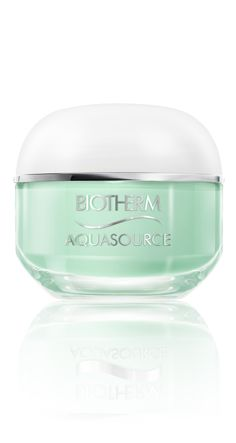 Aquasource Gel Crème avec la gamme de produits de beauté Hydratation profonde - Peaux normales à mixtes Biotherm