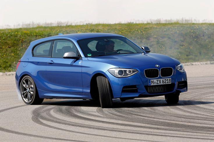 BMW M135i - The Last Rear-Wheel Drive Hatch? - http://www.bmwblog.com/2015/07/12/bmw-m135i-the-last-rear-wheel-drive-hatch/