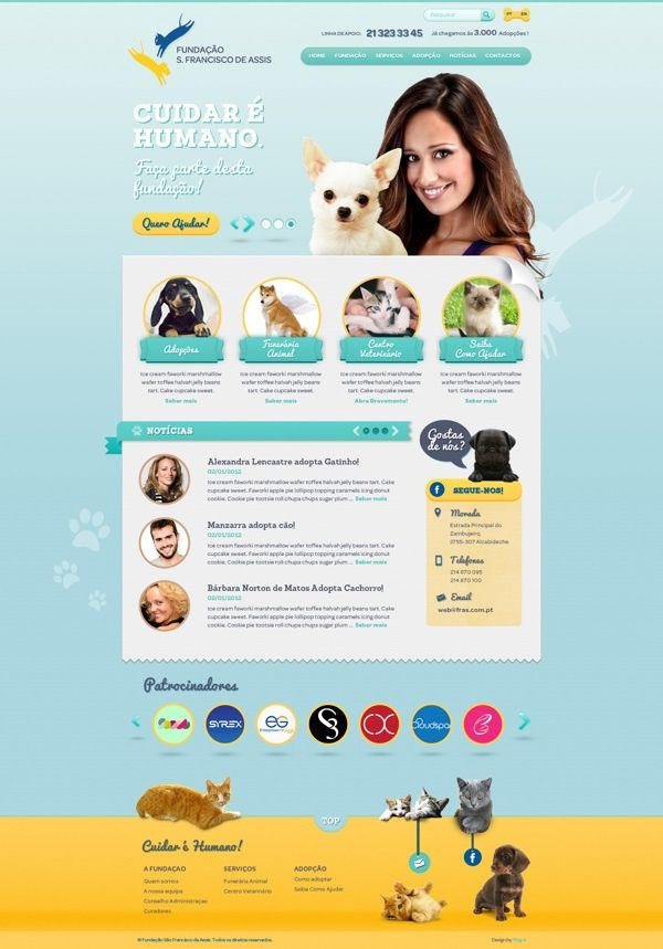 animal pet postcard design - Google Search
