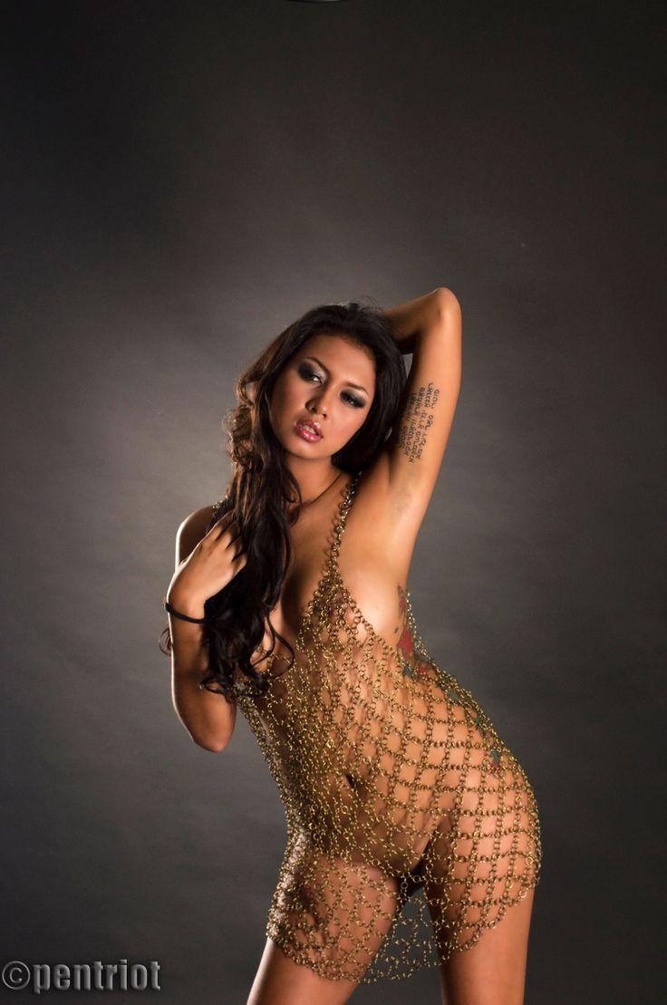 Goddess Body Mickey Indonesian Indonesia Model R R Riri Mickey