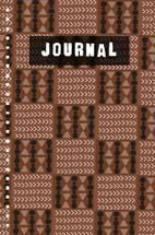 Tribal inspired Journal... by Milena Martinez